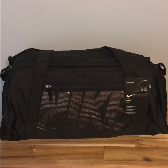 New with tags Nike gym bag.